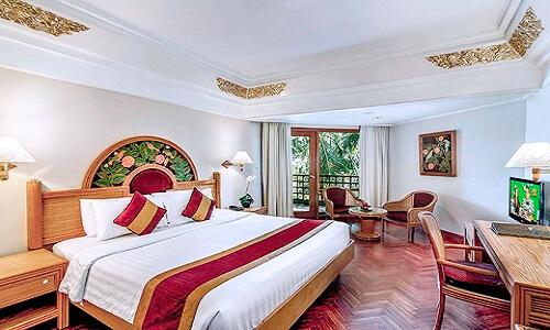 Deluxe Garden View Room - Resort L01 - Sanur, Bali, Indonesië