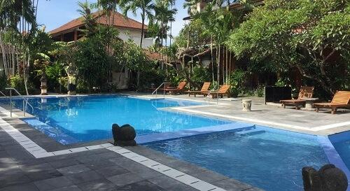Hotel M01 - Sanur, Bali, Indonesië