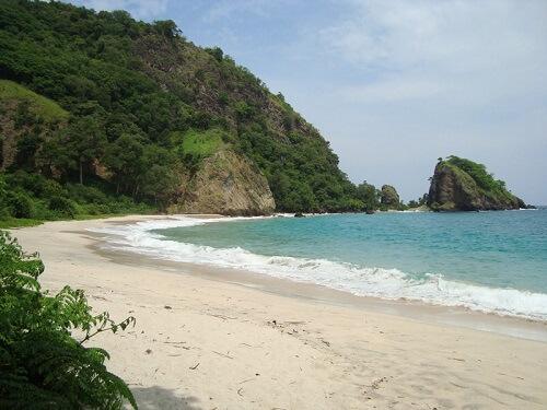 Paga Beach - Flores, Indonesië