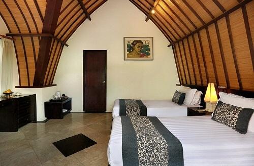 Hotel L61 - Gili Trawangan, Indonesië