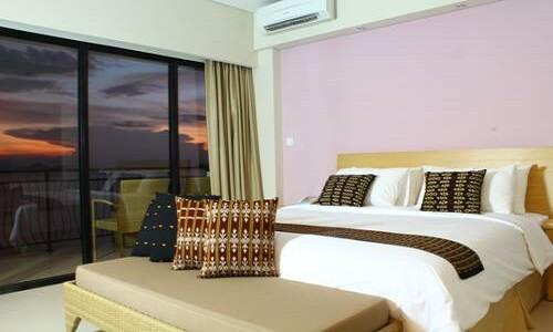 Superior Room - Hotel M01 - Labuan Bajo, Flores, Indonesië