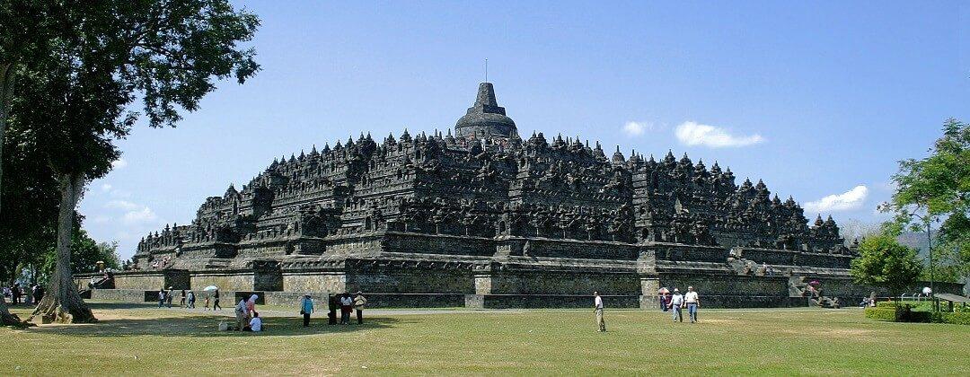 Borobudur Tempel – Midden Java