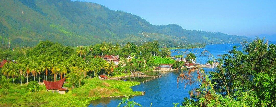 Tobameer – Noord-Sumatra