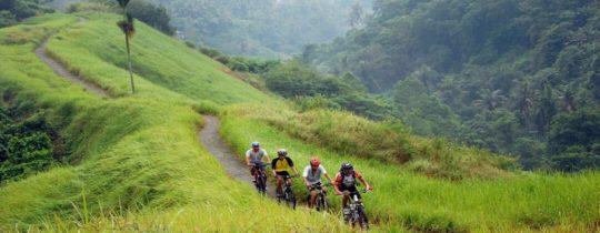 Fietstour - Bali, Indonesië