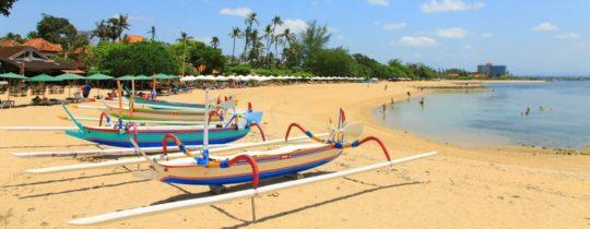 Sanur Beach - Bali, Indonesië