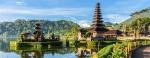 Pura Ulun Danu Bratan - Bali, Indonesië